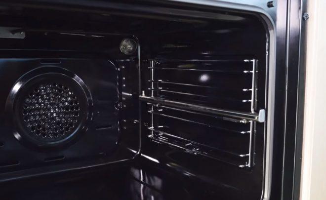 Вентилятор в электрической духовке