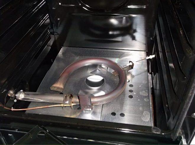 Электроподжиг в газовой духовке