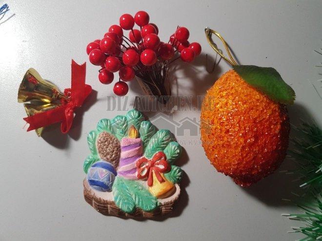 Элементы декора
