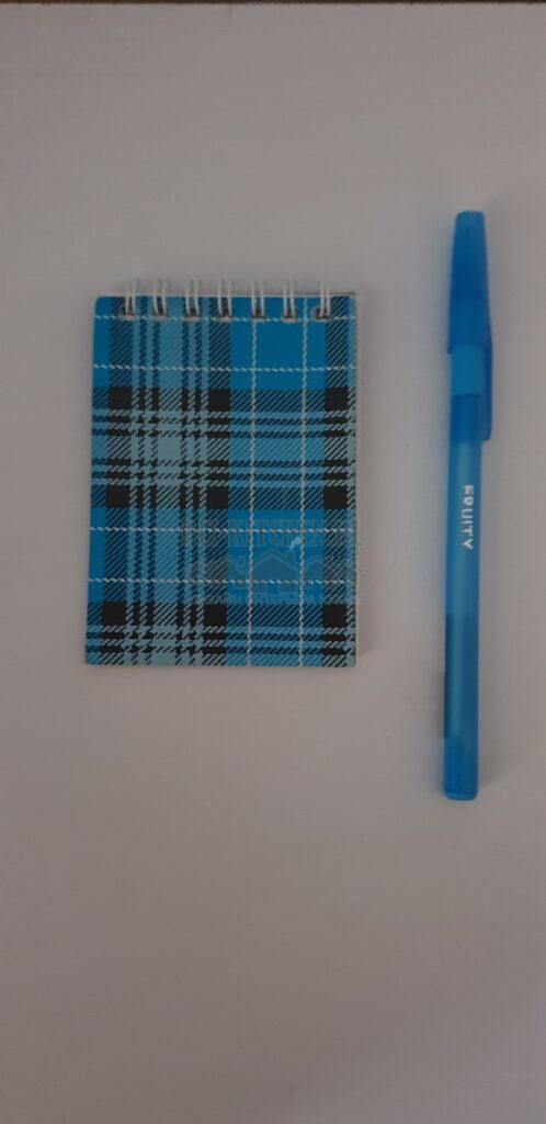Приготовьте ручку в цвет
